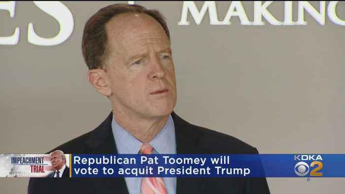 PA Senators Will Vote In Impeachment Trial