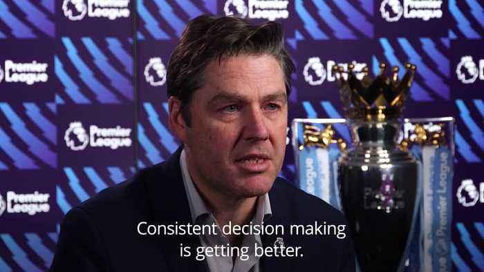 Premier League chief assesses VAR impact