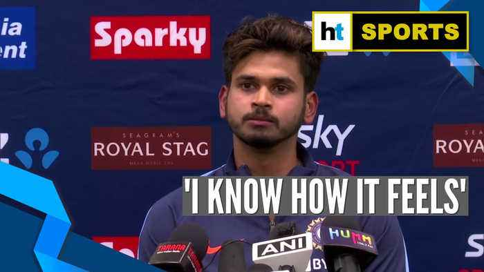 'I know how it feels': Shreyas Iyer on U-19 team reaching World Cup finals