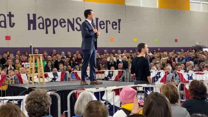 Iowa Democratic Party Releases Partial Results of Chaotic Caucuses