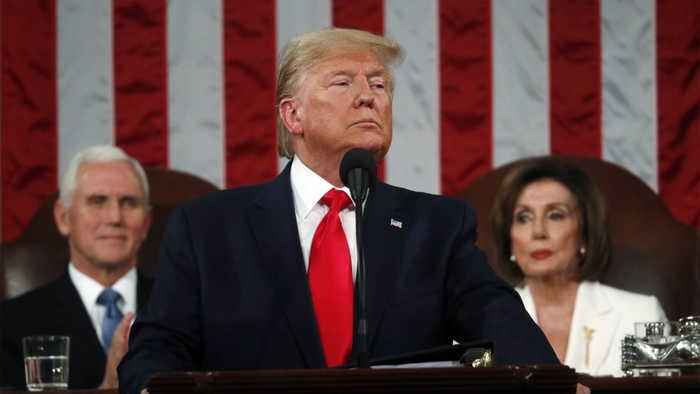 Trump Delivers State of the Union as Impeachment Trial Concludes