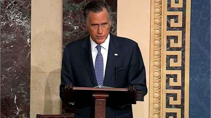 Trump Hits Romney As 'Democrat'