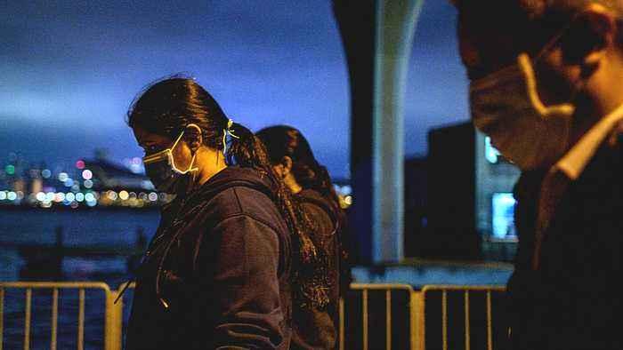 Coronavirus: Hong Kong intensifies checks on travellers