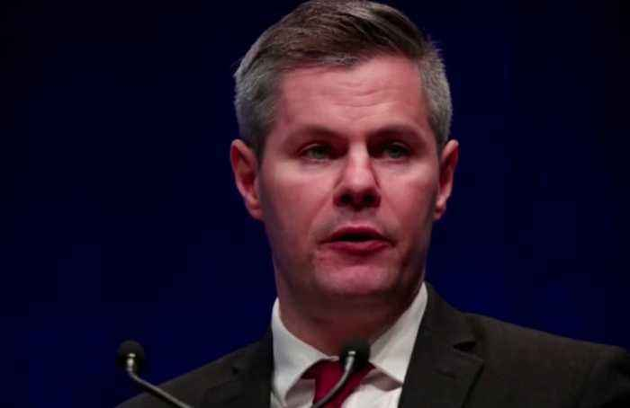 Scotland minister quits after messages to 16-year-old boy