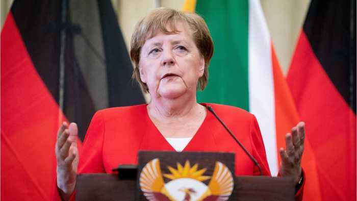Angela Merkel On Her Party And Far-right