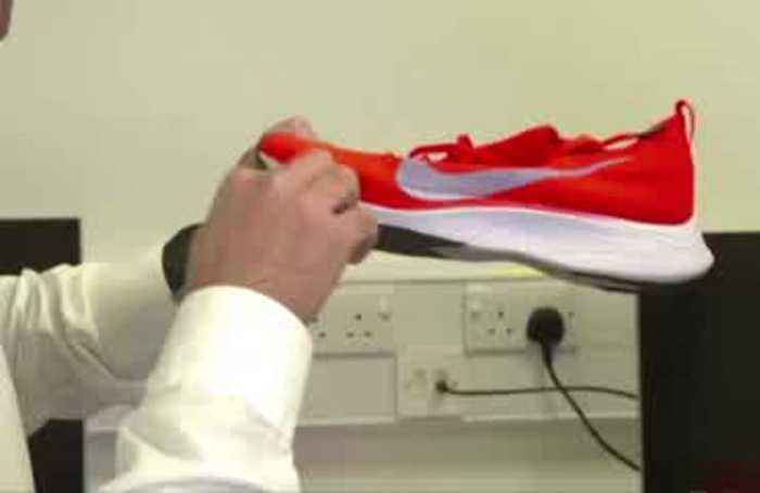 Nike launches new Alphafly to outrun 'tech doping'
