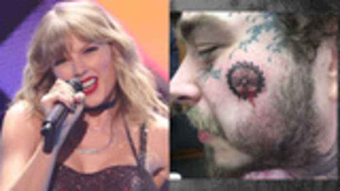 Taylor Swift Signs Massive Deal With Universal Music Group, Celebrities Weigh In on Senate's Impeachment Vote & Post Malone's Ne