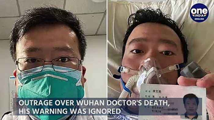 Coronavirus: Anger & grief grips China as Wuhan's whistleblower doctor dies |Oneindia