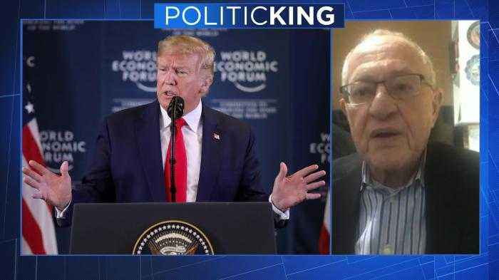 Alan Dershowitz explains his changing view on impeachment