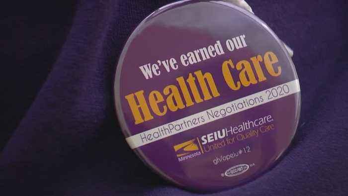 Workers Considering HealthPartners Strike