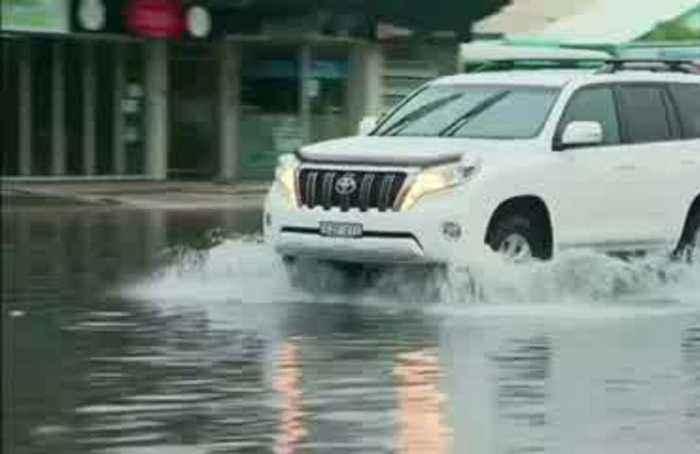 Australia welcomes rainfall even as it brings floods