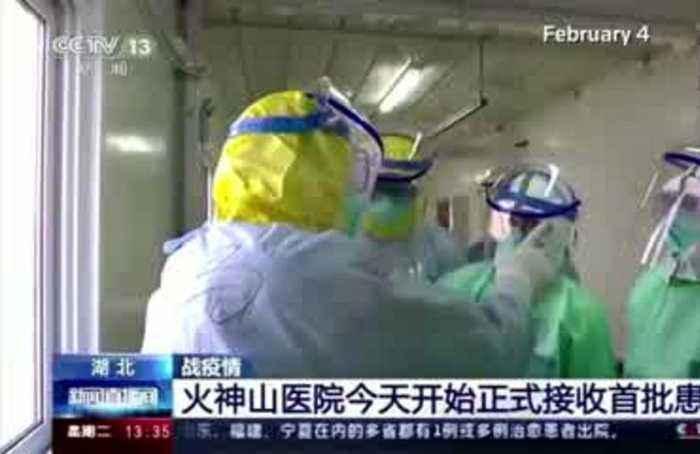 Doctor who helped sound alarm on coronavirus dies