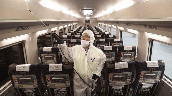 'We can't go out': Coronavirus evacuee in Siberia describes life in quarantine