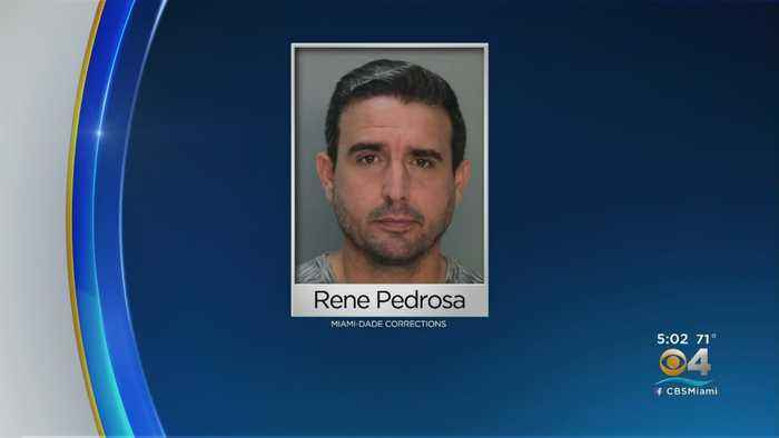 Child Pornography Charges Filed Against Former Miami Mayor's Spokesperson Rene Pedrosa