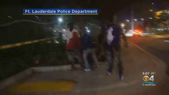 Gunmen Attack, Rob Two Men In Fort Lauderdale Entertainment District