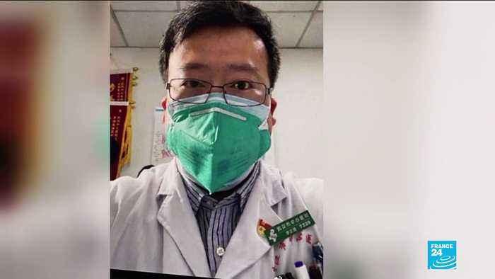 Whistleblower doctor Li Wenliang dies in Wuhan