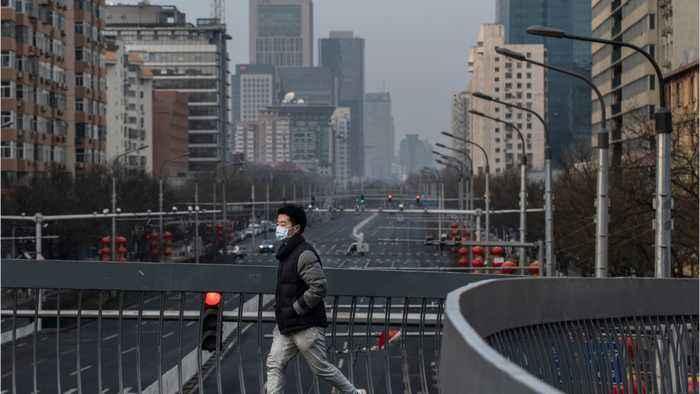 American Dies Of Coronavirus In China