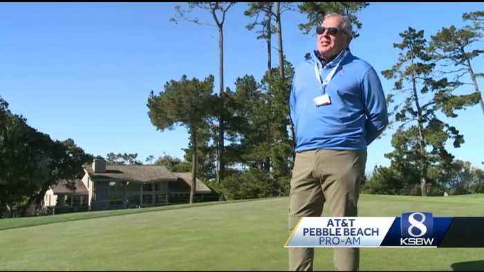 After 43 years, Pebble Beach's director of greens and grounds hosts final Pro-Am
