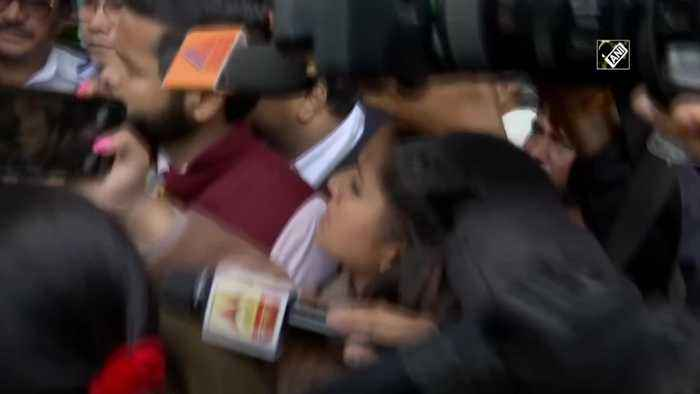 Congress Manickam Tagore didnt attack anyone Rahul Gandhi on scuffle in LS