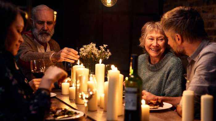 First Time Meeting The In-Laws? Here's How To Make It A Success