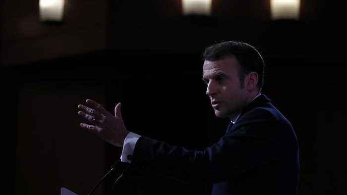 Macron calls for coordinated EU nuclear defence strategy — with France at centre