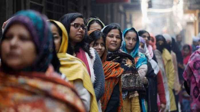Incumbent AAP set to crush Modi's BJP in New Delhi: Exit polls