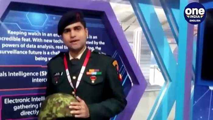 Indian Army Major develops world's first bullet proof helmet, can stop AK-47 from 10 metres|OneIndia
