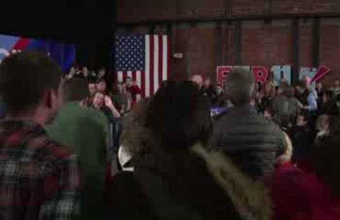 Democrats scramble for lead in New Hampshire