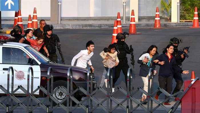 Thai commandos kill rogue soldier who shot dead 26 people