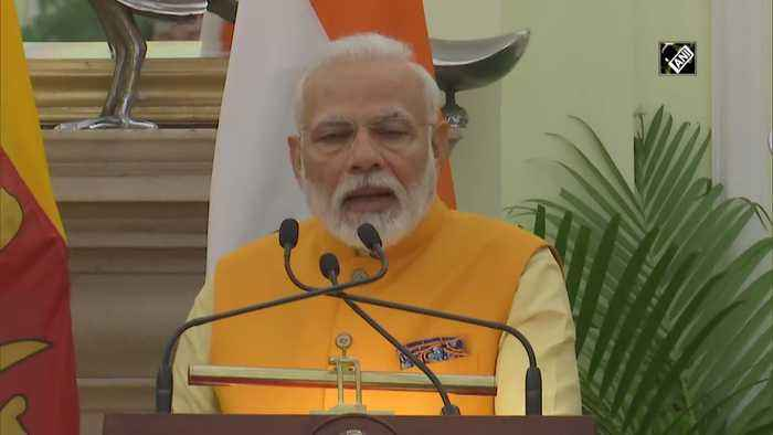 India, Sri Lanka have fought terrorism befittingly PM Modi