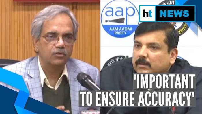 Delhi polls: EC announces final voter turnout data as AAP claims 'delay'