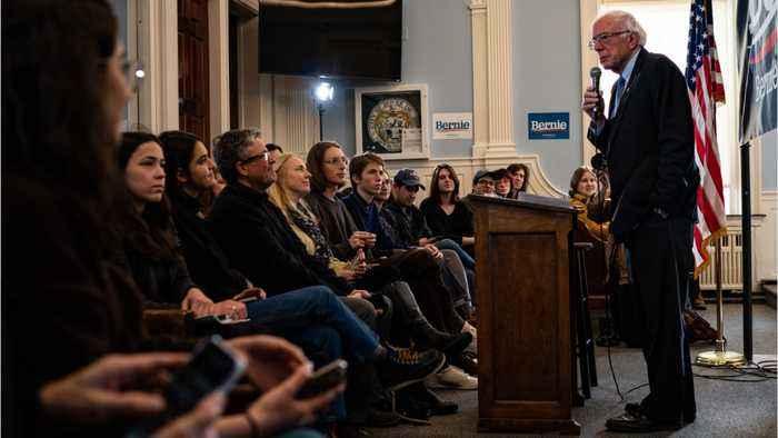 Sanders, Buttigieg Spar Ahead Of Next Vote