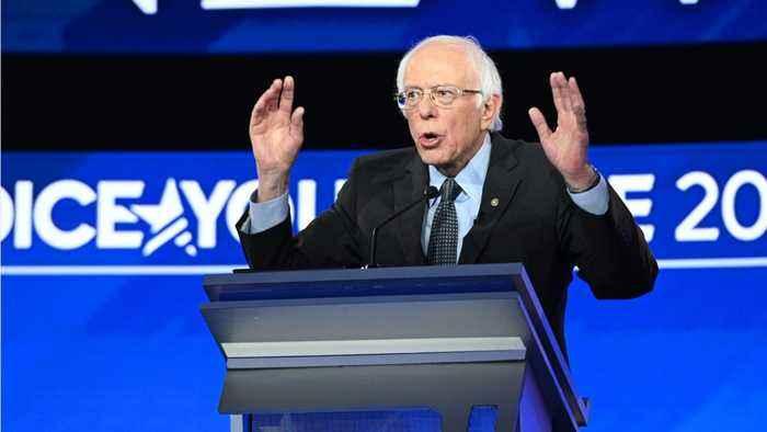 Bernie Sanders And Pete Buttigieg Take The Lead In New Hampshire