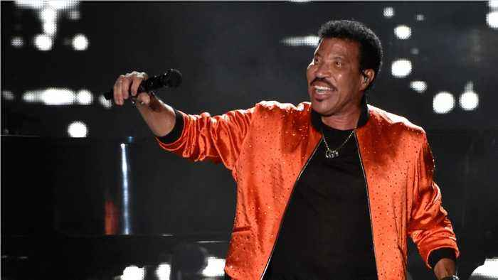 Lionel Richie Describes Making A Perfume As More Difficult Than Creating Music