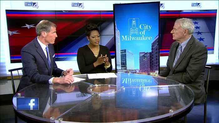 Mayor Tom Barrett talks economics, the Milwaukee street car, and MPS ahead of the mayoral election