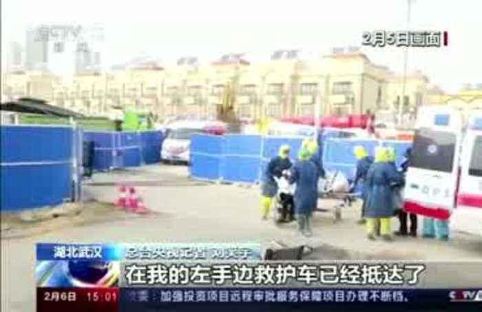 China death toll passes 700, American dies of coronavirus in Wuhan