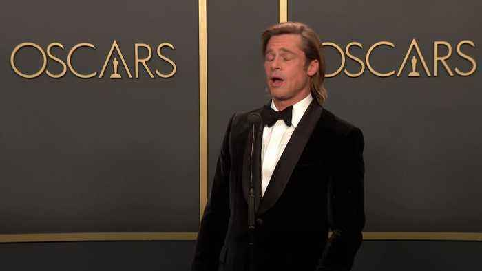 Oscar-winner Brad Pitt on impeachment trial: I'm very disappointed with this week