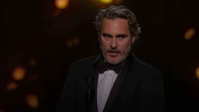 Oscars highlights: South Korean film Parasite makes history