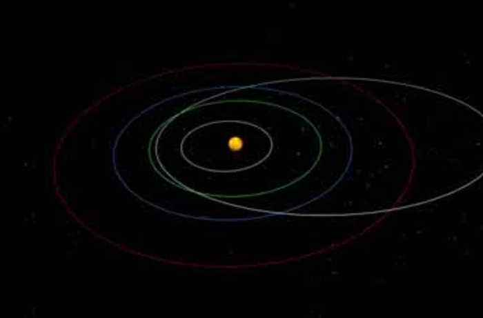NASA says a large asteroid will fly by Earth on Feb. 15