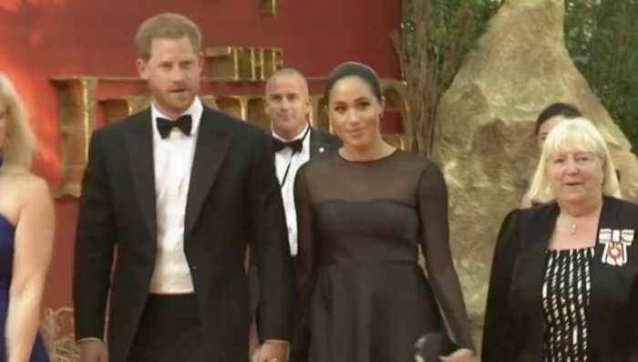Prince Harry and Meghan Head Back to the U.K. to Attend Event with the Queen