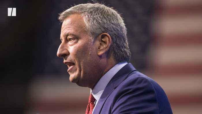 NYPD Union Threatens Mayor