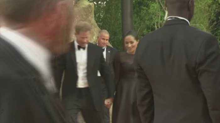 Prince Harry and Meghan Could Have Presented at the Oscars