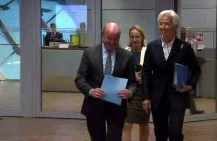 No phones, no leaks: Lagarde's stamp on ECB