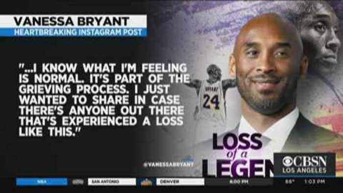 Vanessa Bryant Posts Heartbreaking Message On Deaths Of Kobe, Gianna