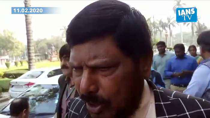 After 7 LS seats, BJP's chances were good, but AAP's politics of freebies won: Athawale