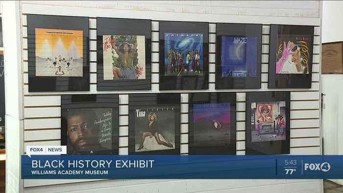 Black History Exhibit Fort Myers