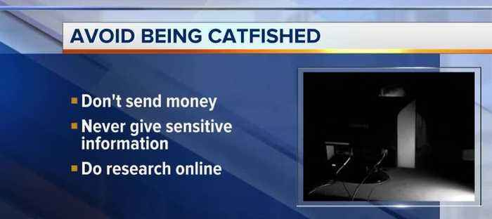 Nevada and catfishing scams