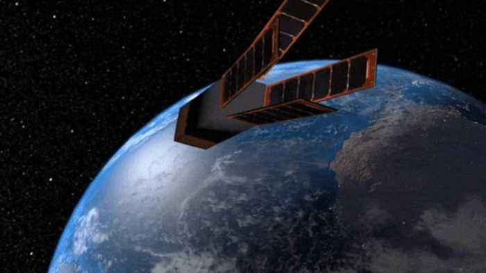 CubeSat to Be Shot From the ISS and Explode into a Fireball for Science