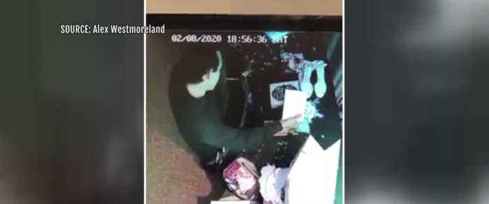 Couple claims man stole wedding gifts