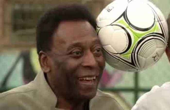 Ageing soccer icon Pele depressed, reclusive: Son